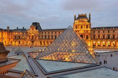 Top 10 Places to visit in Paris   Paris Design Agenda   Find more inspirations: http://parisdesignagenda.com/ Paris city guide, paris design shops #Paris #architecture #design