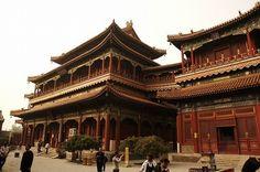 Tempio dei Lama 雍和宮, Pechino 北京
