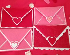 Tooth Fairy Envelope for Teeth letters and by DeCoitesDeCrafts