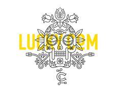 LUCKY COM by Hattomonkey , via Behance