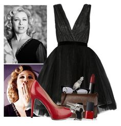 """River Song ~ Natasha"" by thedreamteamicons ❤ liked on Polyvore featuring moda, Alice + Olivia, NARS Cosmetics, Longines, Fendi, Orla Kiely, GUESS, doctorwho, riversong y WidowsHits"