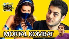 Mortal Kombat, Porque elas lutam peladas? - Nerd Show