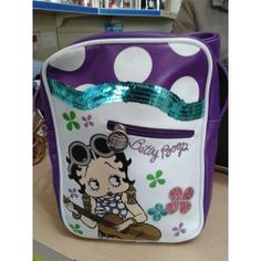 Tracolla Betty Boop € 33 http://www.cartolibreriariosto.it/index.php?id_product=483&controller=product