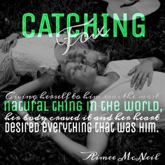 RED MOON...: #Teaser from  CATCHING FOX by Aimee McNeil