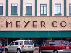 Hastings, MN Meyer Company Department Store sign | Flickr - Photo Sharing!