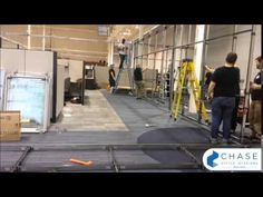 Here's a video of our awesome crew in action, installing #Teknion Altos Glass Wall Systems in a new space that is now ready for new meetings, installed in just a weekend!
