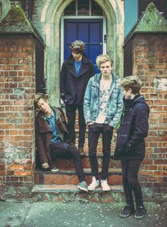 Wild Heart  — thevampsfeels:   The Vamps photoshoot by Dean...