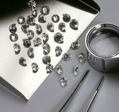 Out of all of the diamonds in the world, less than 1% can be #Forevermark.  Beautiful   http://www.casalejewelers.net/Article/CustomArticle?CD=3