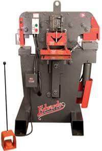 "Edwards 60 Ton ""Jaws 4"" Iron worker #machine #tool"