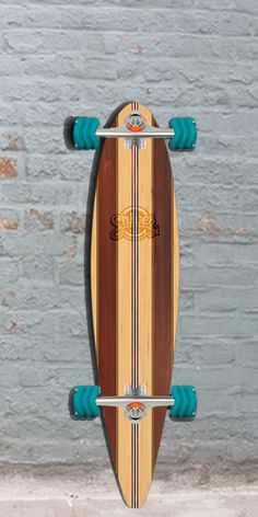 "Longboards USA - Shiver Timber Pintail Longboard 38"" with Shark Wheels, $199.00 (http://longboardsusa.com/shiver-timber-pintail-longboard-38-with-shark-wheels/)"