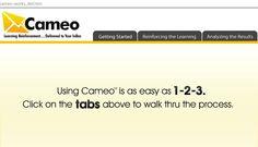 Web based Scenario based Reinforcement Learning Tool