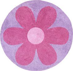 Sweet JoJo Designs Danielle's Daisies Cotton Floor Rug - Overstock™ Shopping - Big Discounts on Sweet Jojo Designs Rugs