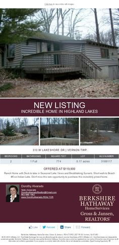 Lake Style Ranch Home Looking For New Owners!