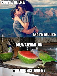 That awkward moment when you're allergic to watermelon...yep its a real thing and sadly i have that