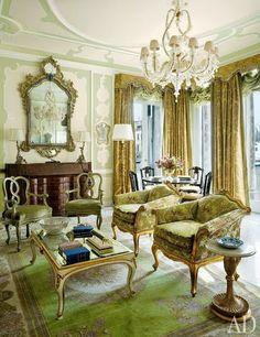 Gritti Palace interior