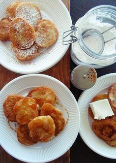 Λαγγίτες Συνταγές για Τηγανίτες