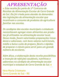 BIOGRAFIAS E COISAS .COM: RECEITA DE BOLO BRASILEIRINHO