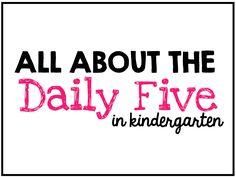 Daily Five Virtual P