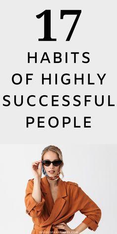 Successful People Quotes, Successful Women, Being Successful, Successful Entrepreneurs, Habit Quotes, Career Quotes, Success Quotes, Success Mantra, Self Development