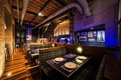 La zona de la catedral de Valladolid se ha transformado de la mano del arquitecto Manuel Sánchez Azpeitia, de Geo2 Arquitectura, y el diseñador de interiores Mario Soriano en el neoyorquino barrio de Hell's Kitchen gracias al ambicioso proyecto de NYC HELL'S, Grill Restaurant