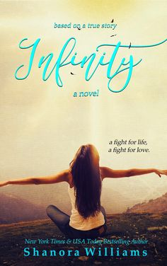 Whispered Thoughts: Cover Reveal: Infinity By: Shanora Q Williams