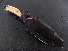 Custom Fixed Blade Knife 237