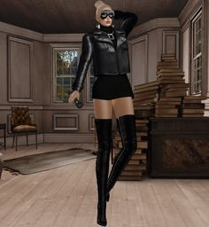 Mystic, Tired, Sims, Platform, Fall, Boots, Style, Fashion, Good Photos