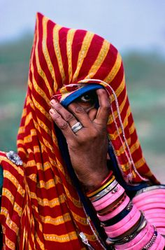 Rajasthan, India  Portraits | Steve McCurry