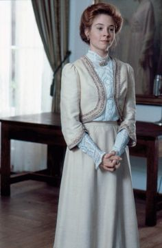 Megan Follows as Anne Shirley in Anne of Green Gables! One of my favorite book series and a wonderful movie series! I had to have read each book 50 times... I can still quote parts of the book.