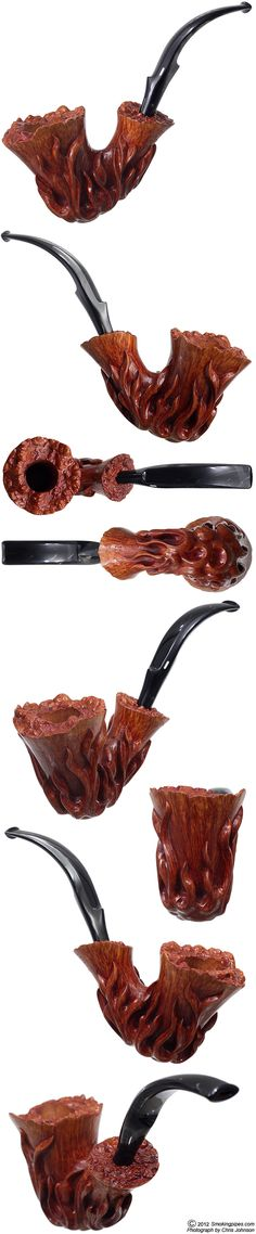 Saw this on Pinterest.  Very nice.  Castello Flame Bent Dublin (3/60) (2007) (Unsmoked)