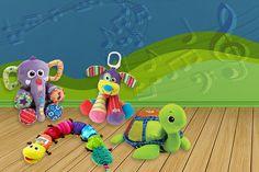 Singing Animal Toy - 4 Varieties!