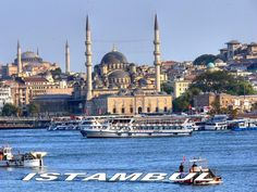 Istambul by Gyula Dio  via slideshare