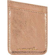 Case-Mate - Smartphone Wallet Card Holder - Rose Gold