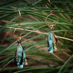 life science earrings