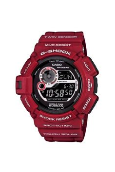 fa7d55ff385 Casio G-Shock · The new Tough Solar MUDMAN