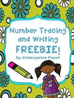 Numbers 120 Count and Write Activity
