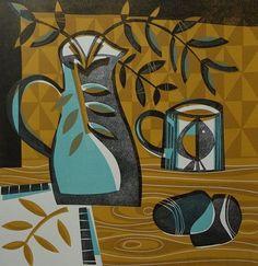 Manda's Mug II: Jeremy Speck.