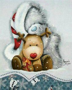 Little One's Christmas Print Christmas Clipart, Christmas Printables, Christmas Pictures, Christmas Art, Winter Christmas, Vintage Christmas, Christmas Decorations, Christmas Ornaments, Tatty Teddy