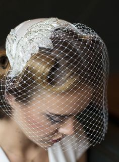 e2bbd3f339034 The Most Beautiful Veils for a Vintage Bride
