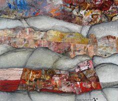 Abstract Landscape, 70×80, Collage & Mixed Media on Canvas #VojkanDjurdjevic #abstract #contemporary #art #arte #artcollector #artfair #artforsale #artist #artmarket #artoftheday #artsale #artwork #buyart #elloart #fineart #gallery #londonart #londongallery #instaart #kunst #malerei #painting #peinture #pintura #StrategieArt