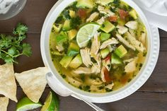 50 Sin-less Soups from Delish.com:  Finally, soups that are healthy AND hearty.