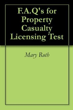 Texas Property And Casualty Exam