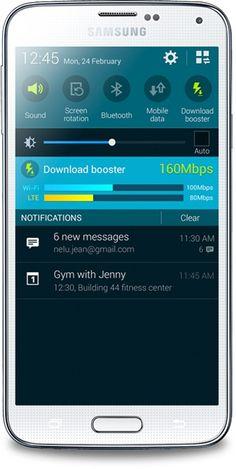 810e1169aa 16MP KAMERA BLUETOOTH WIFI 4G GPS GALAXY S5 32GB SİYAH