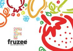 Ознакомьтесь с этим проектом @Behance: «Fruzee Branding» https://www.behance.net/gallery/36777789/Fruzee-Branding
