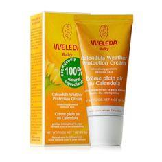 Weleda Baby Calendula Weather Protection Cream Giveaway *5 winners*