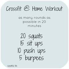 an easy workout that's fun yet challenging