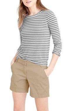36a1173779b5cd Womens Super Comfy Bermuda Walking Short BW31201 BEIGE KHAK 1 summer  fashion womens fall fashion