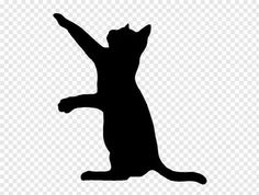 Cat Outline, Cat Silhouette, Kitten, Sculpture, Embroidery, Outlines, Google, Home Decor, Image