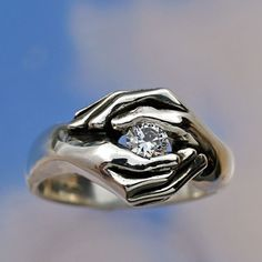 The Claddagh ring (Irish: fáinne Chladaigh) is a traditional Irish ring given as a token of friendship, love, or marriage.