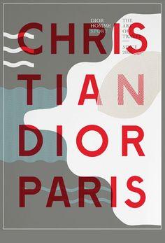 Christian Dior – Dior Homme Sport – Les Graphiquants